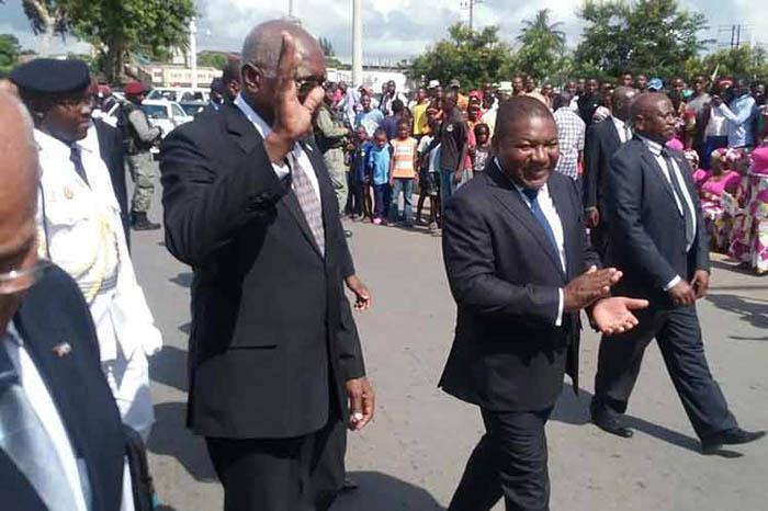 Mozambique - Heldengedenktag