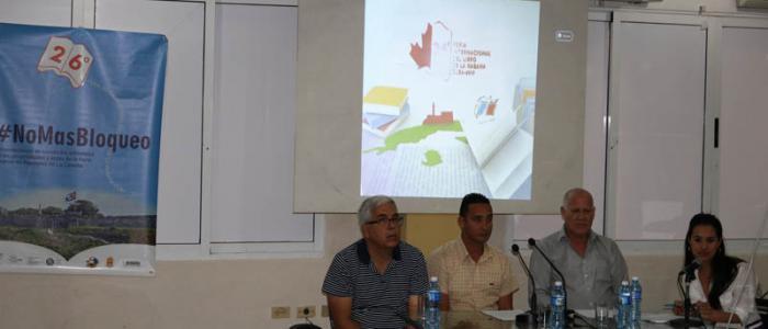 26. Buchmesse von Havanna
