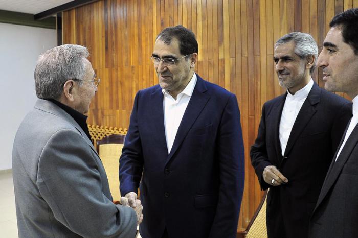 Kuba - Iran