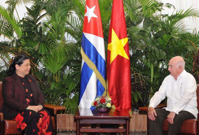 Kuba - Vietnam