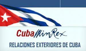 Erklärung kubanisches Außenministerium