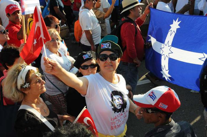1. Mai in Kuba