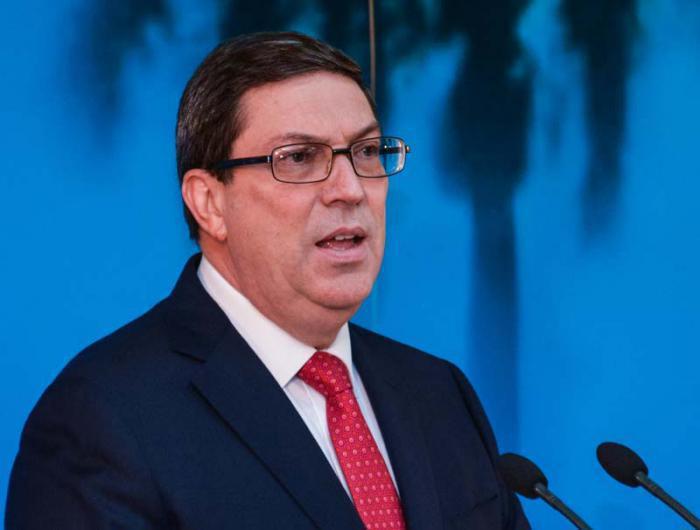 kubanischer Außenminister, Bruno Rodríguez