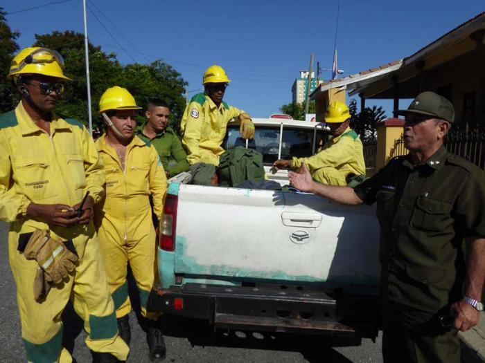 Waldschutz-Abteilung von Santiago de Cuba