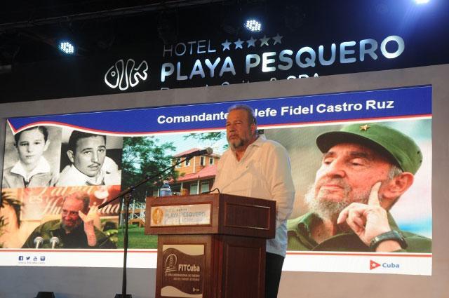 Tourismusmesse FitCuba 2017