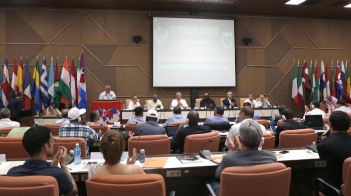 Weltgewerkschaftsbund tritt in Havanna zusammen