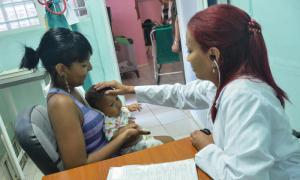 Kubanische Frauen
