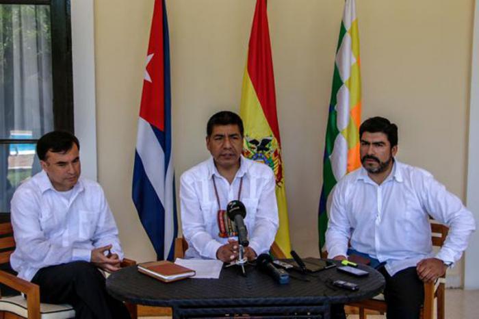 Bolivianischer Außenminister