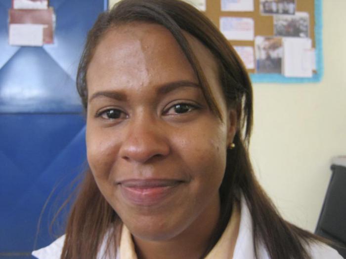 Fachärztin für Allgemeinmedizin Diamellys Rodríguez Arcia
