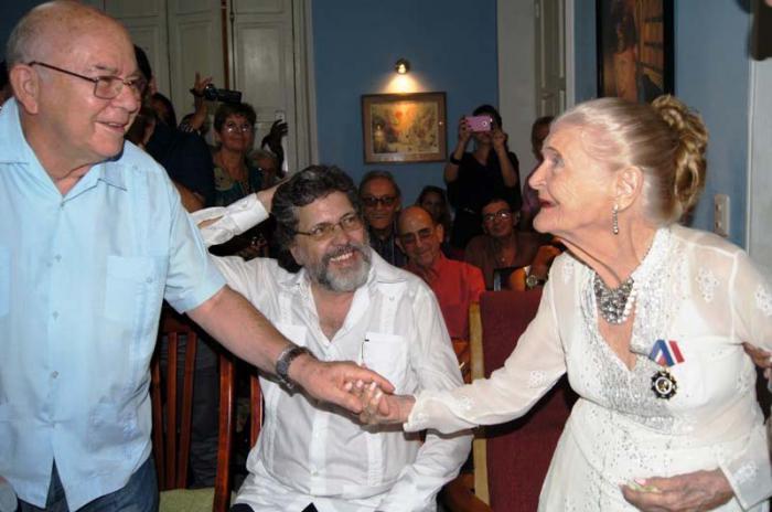 Carilda Oliver zu ihrem 95. Geburtstag