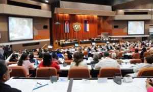 Tagung der Nationalversammlung