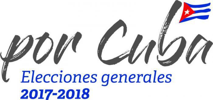 Elecciones generales Cuba