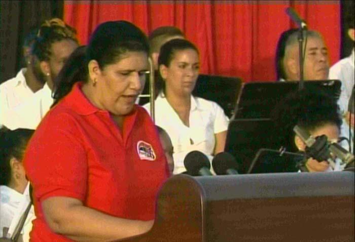 Gladys Martínez Verdecia