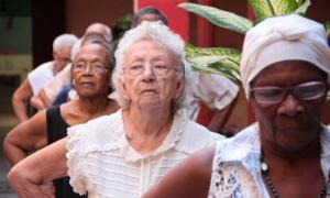 ältere Bevölkerung