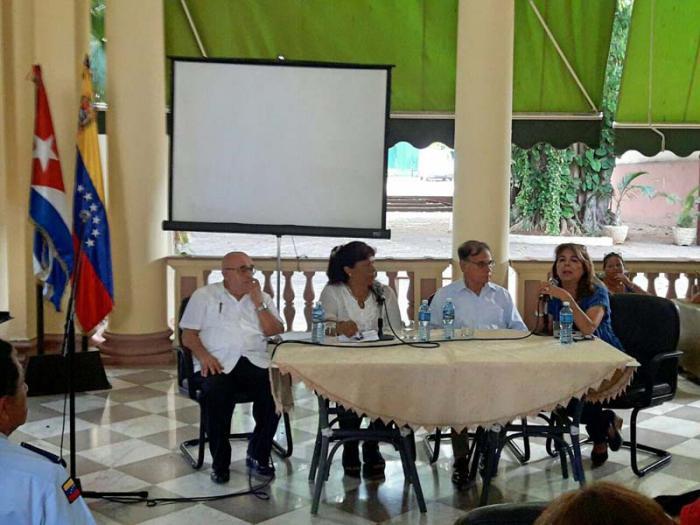 Solidarität Kubas mit dem Volk und der Regierung Venezuelas