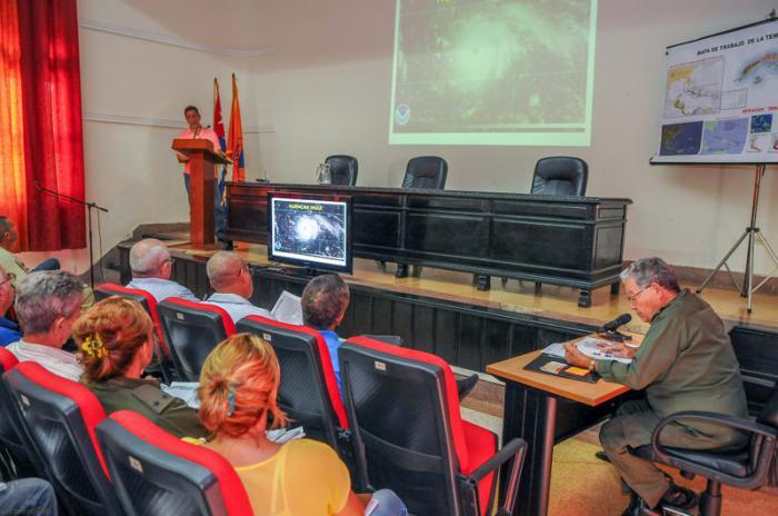 Der Nationale Generalstab der Zivilverteidigung
