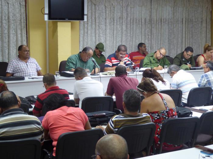 Verteidungsräte der Provinz Granma