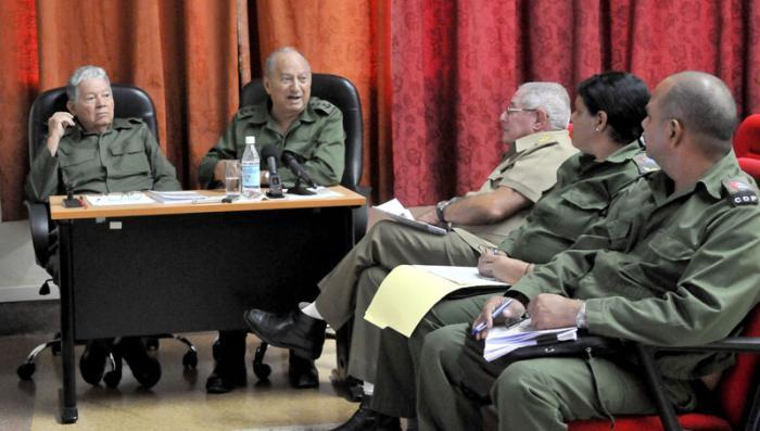 Nationaler Verteidigungsrat für Katastrophenfälle