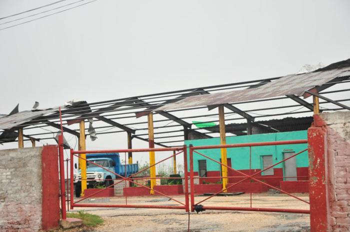Irma wütete in Camagüey