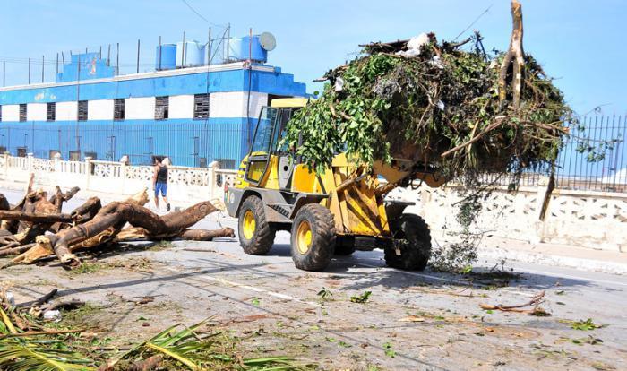 Kuba in der Wiederaufbauphase