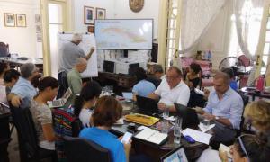 Länderteam der UNO Organisationen mit Vertretung in Kuba