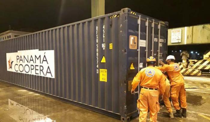 Hilfssendungen für Kuba nach Hurrikan Irma