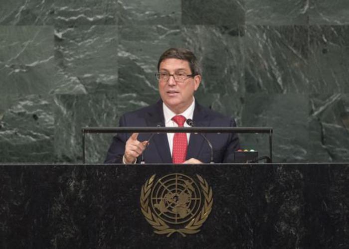 Außenminister der Republik Kuba, Bruno Rodríguez Parrilla