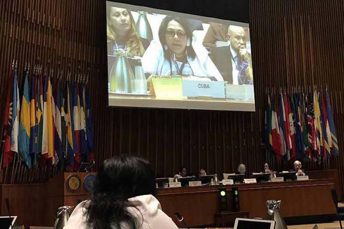 Konferenz der Panamerikanischen Organisation für Gesundheit
