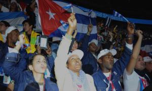 19. Weltfestspiele der Jugend und Studenten