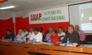 VI. Plenum des Nationalen Komitees der ANAP