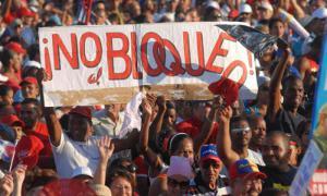Gewerkschaftsbund Kubas verurteilt die Blockade der USA gegen Kuba
