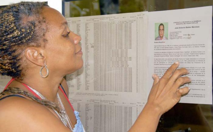 Probedurchlauf Gemeindewahlen
