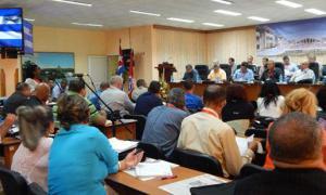 Konferenz der Nationalen Bauarbeitergewerkschaft