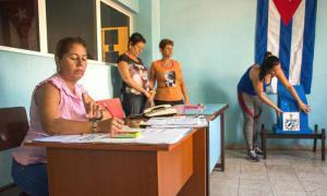 Vor den Wahlen