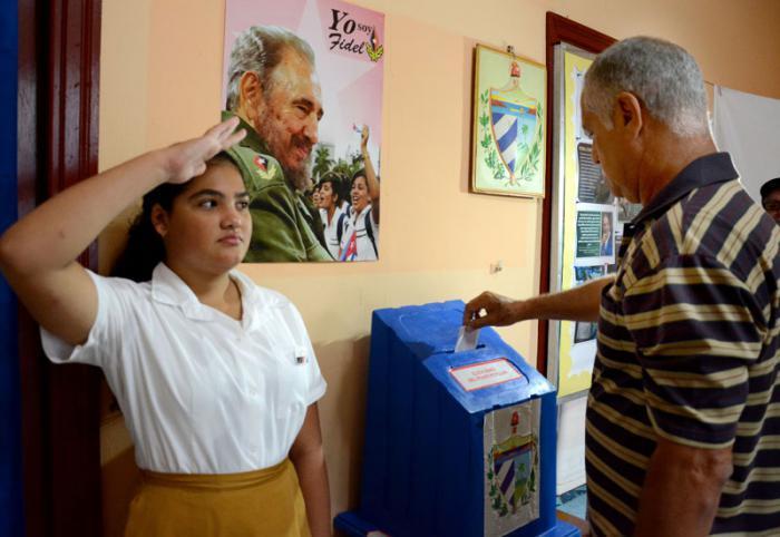 Wahlen in Kuba haben begonnen