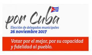 Gemeindewahlen in Kuba