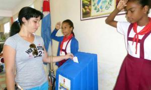 kubanische Wahlen