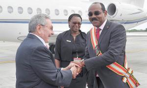 Raúl nimmt am VI. Gipfel Caricom-Cuba teil