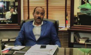 Premierminister von Antigua und Barbuda, Gaston Browne