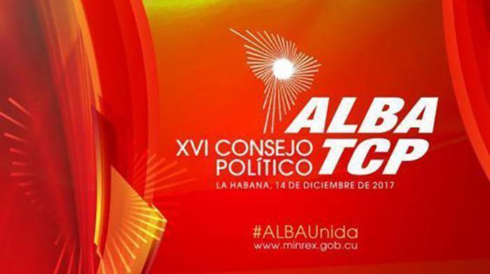 XVI. Politische Rat der ALBA-TCP