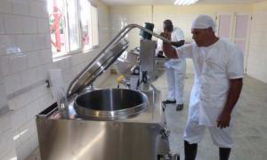 Konservenfabrik in Cienfuegos
