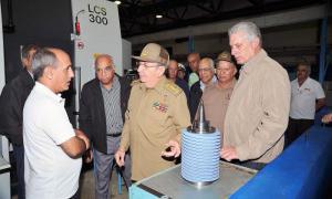 Militärische Industrieunternehmen von Camagüey