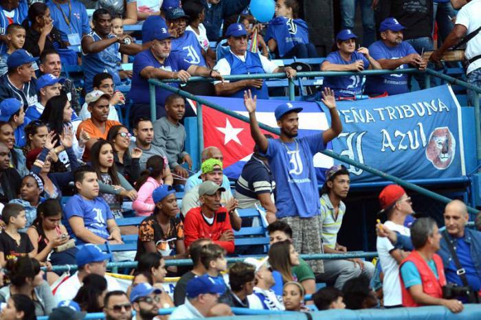 kubanische Liebe zum Baseball