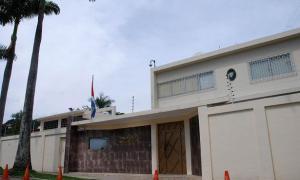 kubanische Botschaft in Venezuela