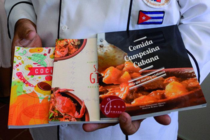 Kubanische Kochbücher