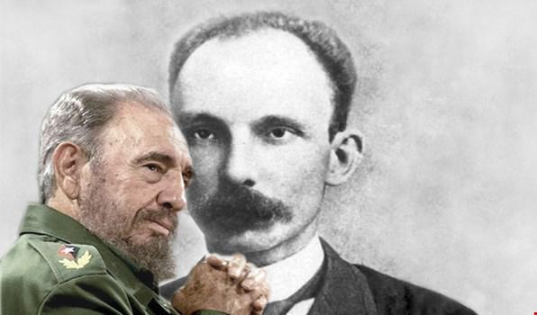 Martí und Fidel