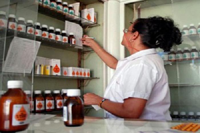 kubanische Apotheke