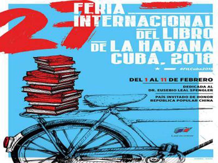 27. Internationale Buchmesse von Havanna