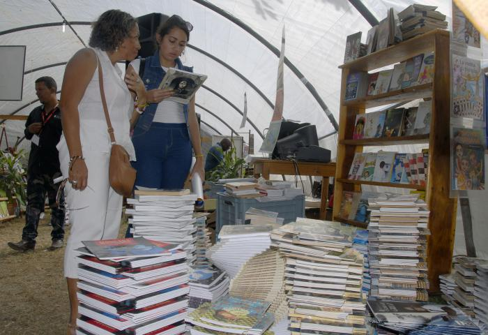Buchmesse Havanna 2018