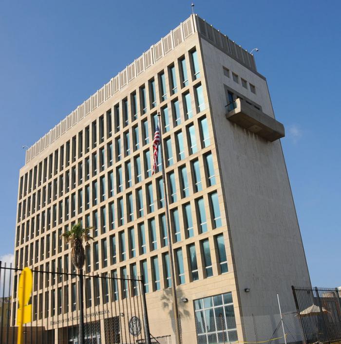 US-Botschaft in Havanna